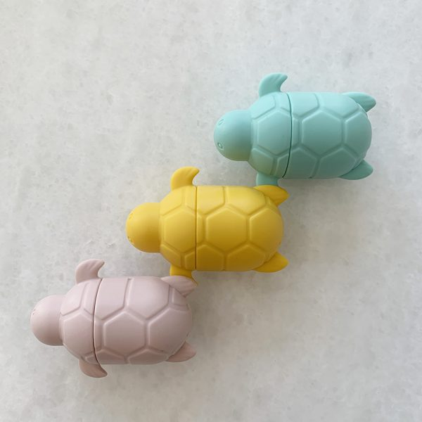 Scrunch Schildpadden